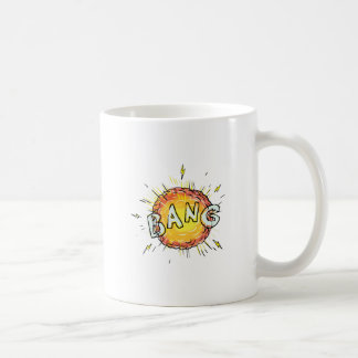 Explosion Bang Cartoon Coffee Mug