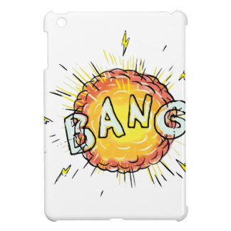 Explosion Bang Cartoon Cover For The iPad Mini