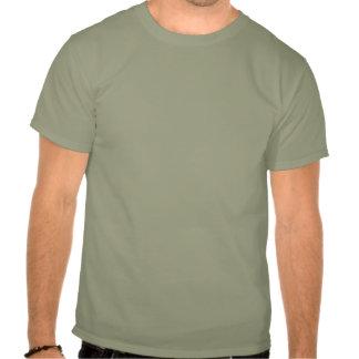 Explosion cambrienne (silhouette de chêne de Droid T-shirts