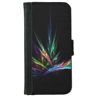 Explosion of Colors iPhone 6 Wallet Case