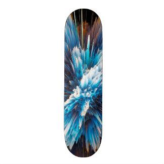Explosion - skateboard