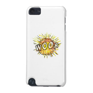 Explosion Woof Cartoon iPod Touch (5th Generation) Cases