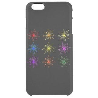 Explosions comiques colorées coque iPhone 6 plus