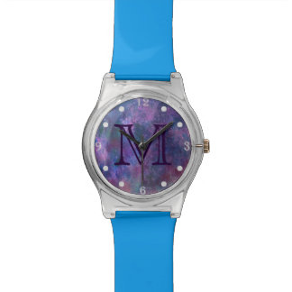 Explosive Bling | Custom Purple Pink Green Blue | Watch