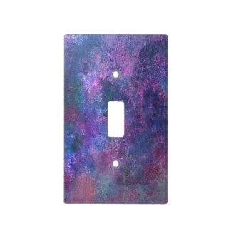 Explosive Decor | Pastel Pink Blue Green Purple | Light Switch Cover