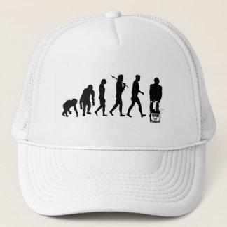 Explosive Demolition Miners mens work evolution Trucker Hat