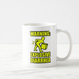 Explosive Diarrhea Coffee Mug