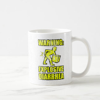 Explosive Diarrhea DS Coffee Mug