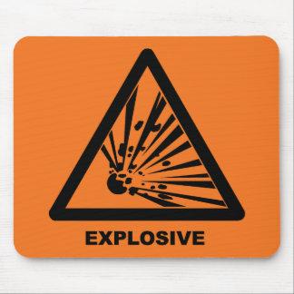 Explosive Mousepad