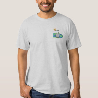 Explosive Ordinance Disposal Embroidered T-Shirt