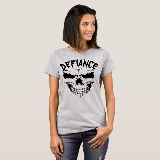 Expose yourself Ladies Defiance tee