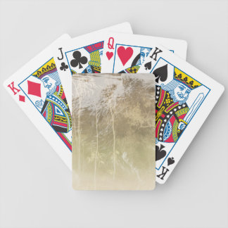 Exposed Bear Bicycle Playing Cards