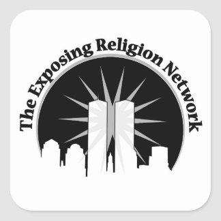 Exposing Religion Logo Sticker