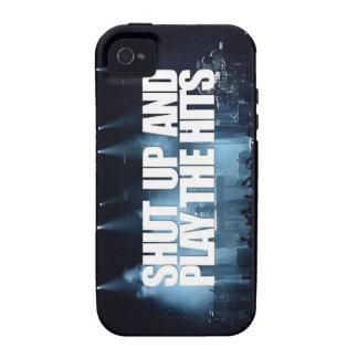 Exposition de bout d'affichage à cristaux liquides coque iPhone 4 et 4S