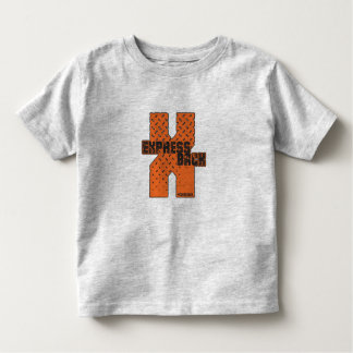 Express Back Toddler Tee