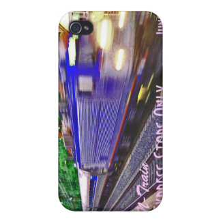 Express Stops Only iPhone 4 Case