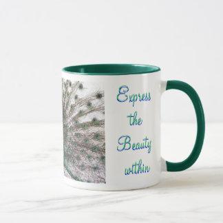 Express the Beauty mug