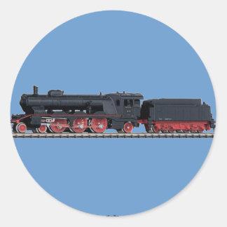 Express Train Locomotive BR 18.1 Sticker