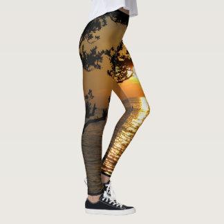 Express yourself in a unique legging. leggings