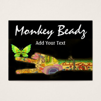 Express Yourself - SRF Business Card