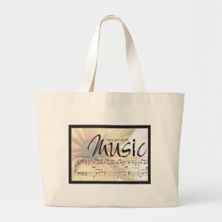 Express Yourself with Music Tote Bag