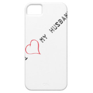 Expressing love for my husband iPhone 5 covers