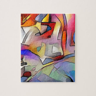 Expression Jigsaw Puzzle
