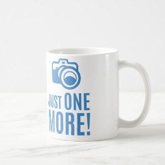 Expression juste une de photographe plus professio mug blanc