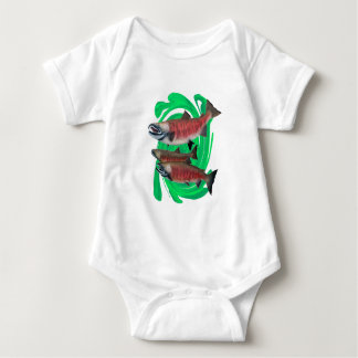 Expression of Life Baby Bodysuit