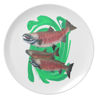 Expression of Life Party Plate