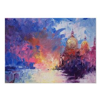 Expression of Venice Invitation