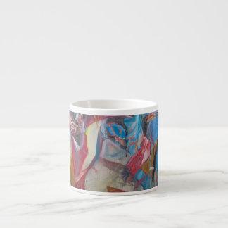 Expressive Expresso (Cup-of-Art) Espresso Cup