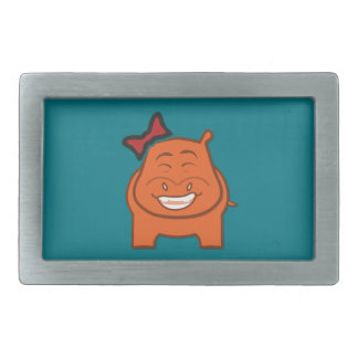 Expressively Playful Dianne Belt Buckle
