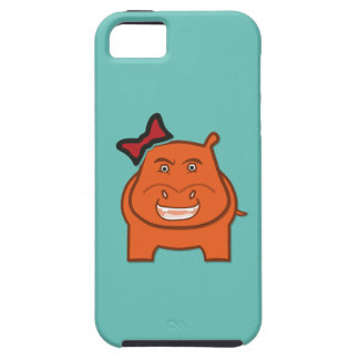 Expressively Playful Dianne iPhone 5 Cover