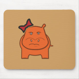 Expressively Playful Dianne Mouse Pad
