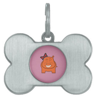 Expressively Playful Dianne Pet ID Tags