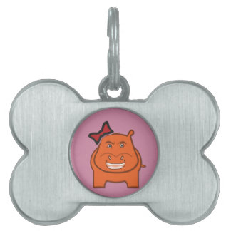 Expressively Playful Dianne Pet Tags