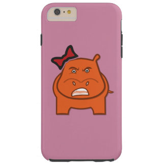Expressively Playful Dianne Tough iPhone 6 Plus Case