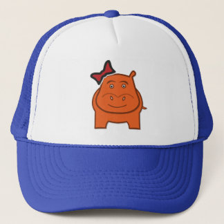 Expressively Playful Dianne Trucker Hat