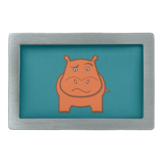 Expressively Playful Jack bondswell Mascot Belt Buckle