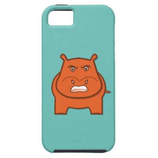 Expressively Playful Jack bondswell Mascot iPhone 5 Case