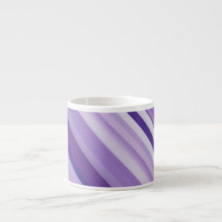 Expresso Mug Purple Stripes