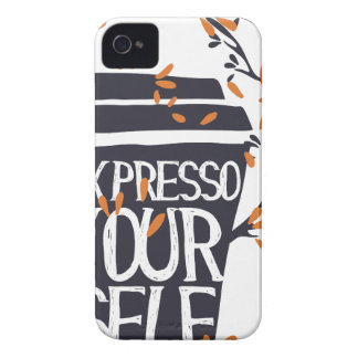 expresso your self Case-Mate iPhone 4 case