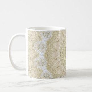 Exquisite Wedding Mandala Art Designer Coffee Mug