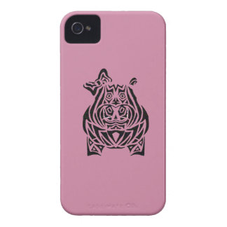 Exquisitely Playful Tribal Tattoos Case-Mate iPhone 4 Case