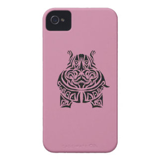 Exquisitely Playful Tribal Tattoos iPhone 4 Cases