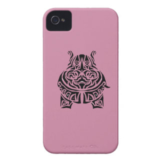 Exquisitely Playful Tribal Tattoos iPhone 4 Covers