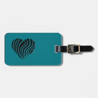 Exquisitely Playful Tribal Tattoos Luggage Tag