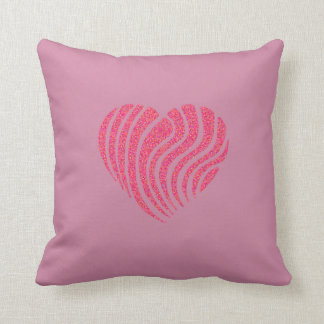Exquisitely Playful Tribal Tattoos Throw Pillow