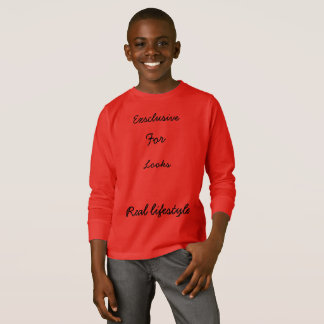 Exsclusive lifestyle T-Shirt